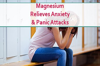magnesium relieves anxiety